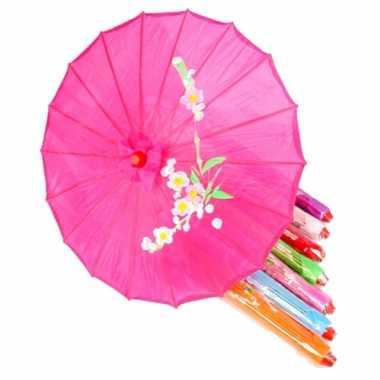 Goedkope chinese stijl paraplu